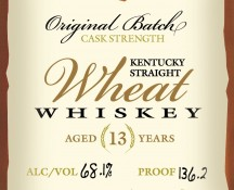 Parker's Heritage #8 Wheat Whiskey Review Image