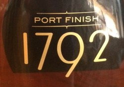 Review: 1792 Port Finish Image