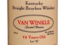 Review: 2015 Van Winkle Lot B Image