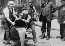 Bourbon and Prohibition: A Brief History of an American Beverage Image