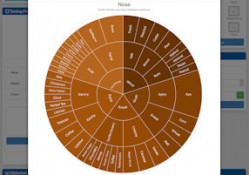 Having a Tasting? Use our Interactive Flavor Wheel Image