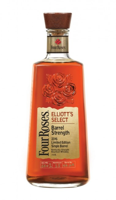 Four Roses Single Barrel Limited Edition Eilliot's Select