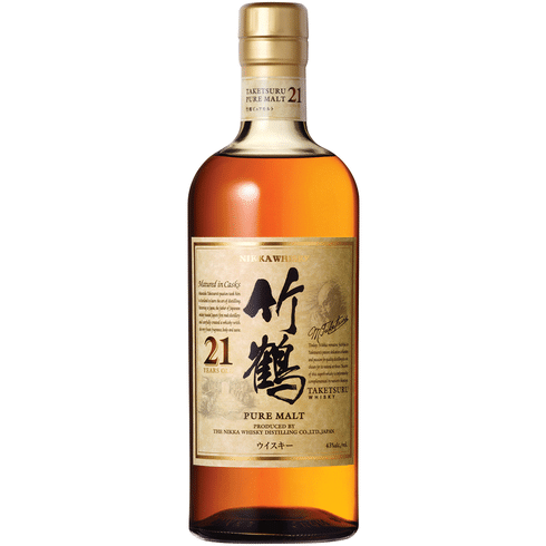 Nikka Taketsuru 21 Year