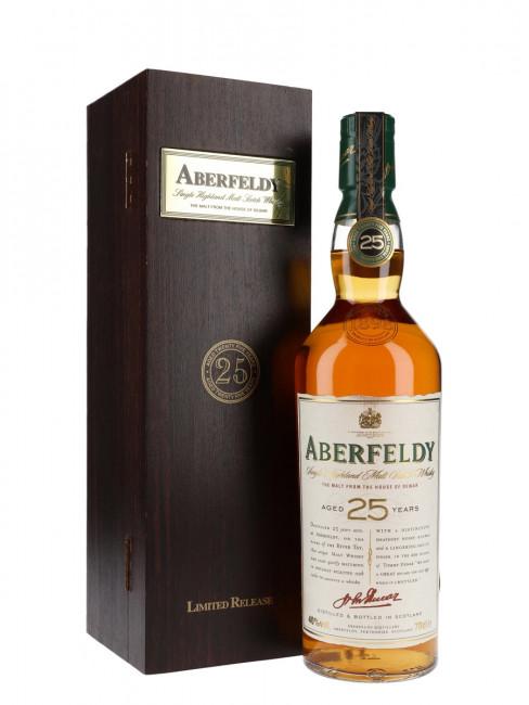 Aberfeldy 25yr Limited Release