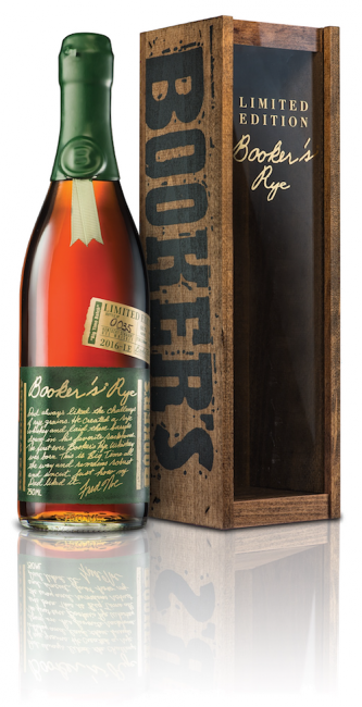Booker's Limited Edition Rye