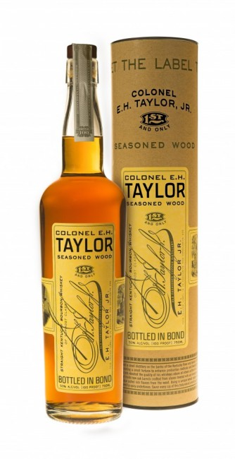 E.H. Taylor Jr. Seasoned Wood