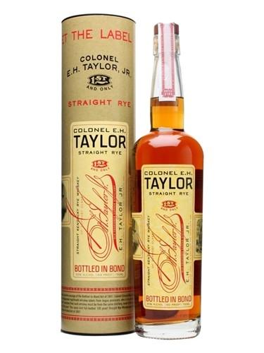 E.H. Taylor Jr. Straight Rye