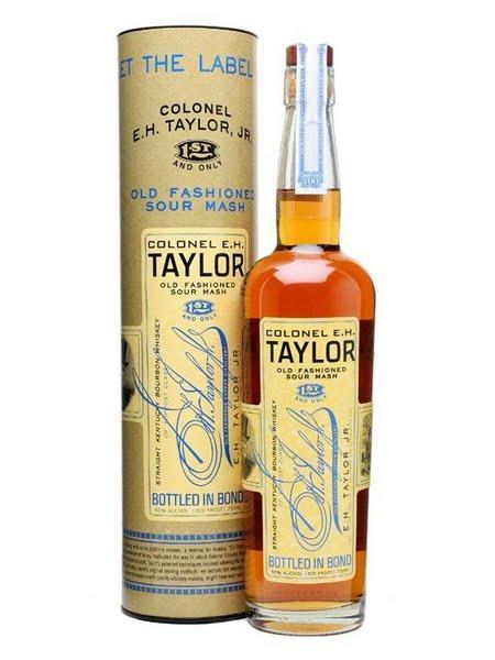 E.H. Taylor Jr. Old Fashioned Sour Mash
