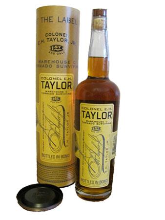 E.H. Taylor Jr. Warehouse C Tornado