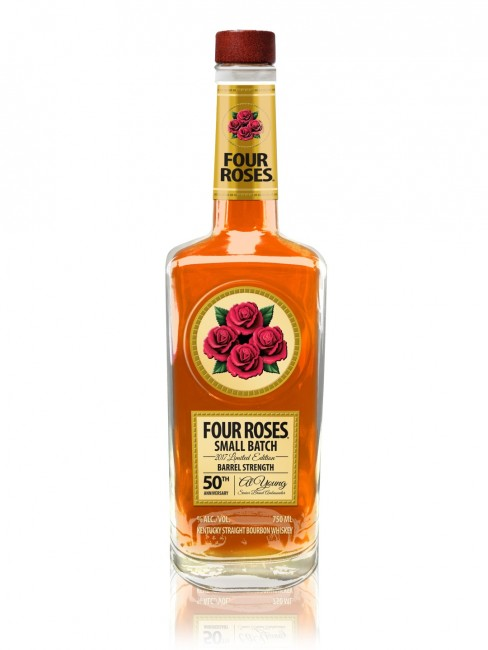 Four Roses Small Batch Limited Edition Al Young 50th Anniversary