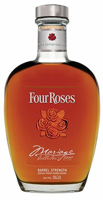 Four Roses Small Batch Limited Edition Mariage
