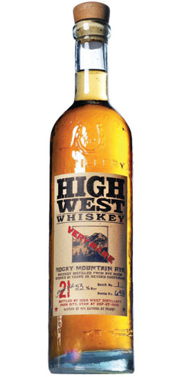 High West 21yr Rye (375ml)