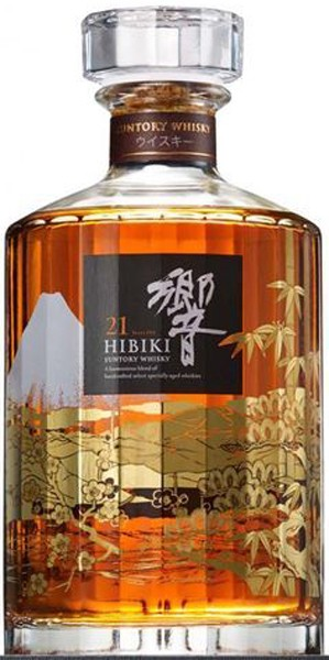 Hibiki 21 Yr Mt Fuji Edition
