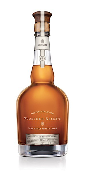 Woodford Reserve Master's Collection 1883 Style White Corn