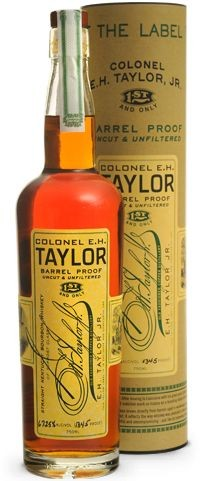 E.H. Taylor Jr. Barrel Proof