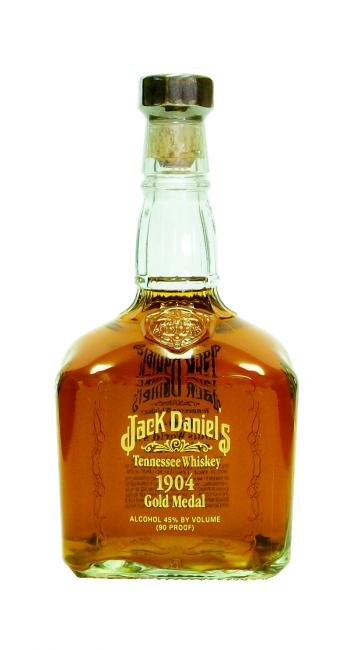 Jack Daniel S Gold Medal 1904 Replica Value Bottle Blue Book
