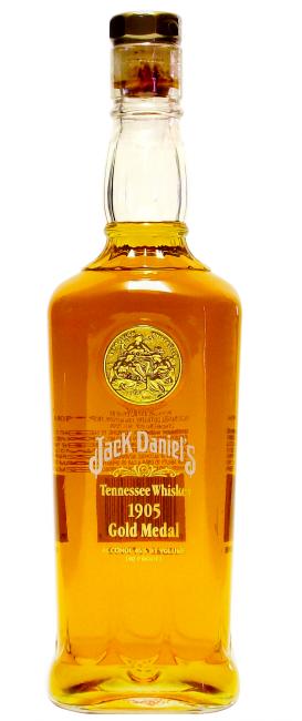 Jack Daniel's Gold Medal Replica 1905