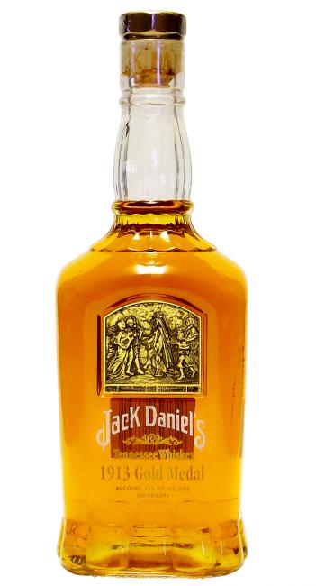 Jack Daniel's Gold Medal Replica 1913