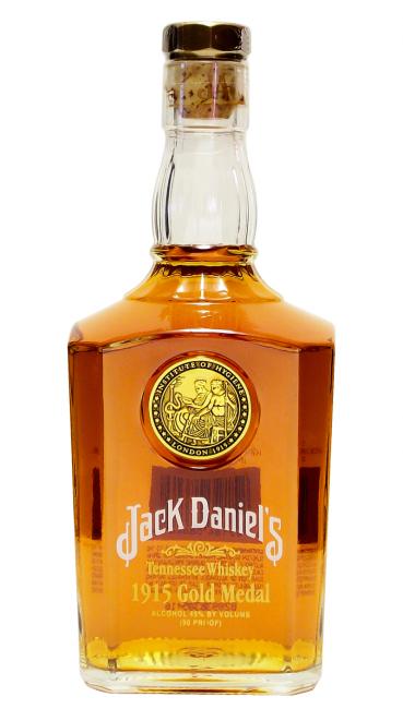 Jack Daniel's Gold Medal Replica 1915