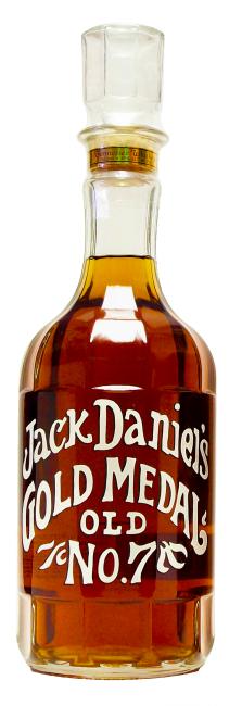 Jack Daniel's Gold Medal 1904 Replica