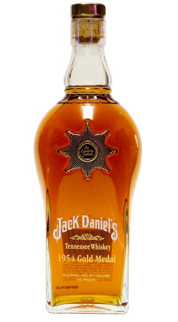 Jack Daniel's Gold Medal Replica 1954