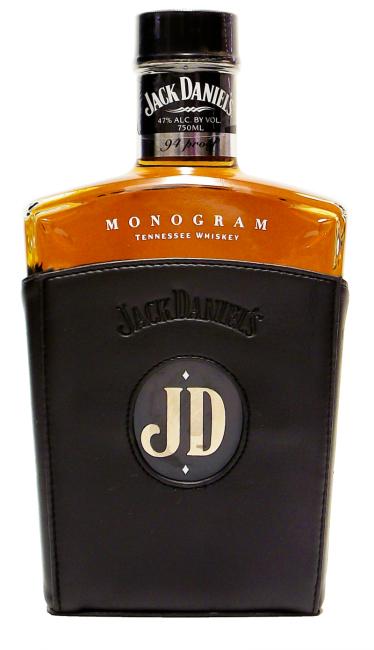 Jack Daniel's Monogram Black Cap