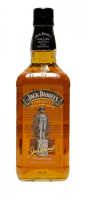 Jack Daniel's Oregon's 150th Birthday