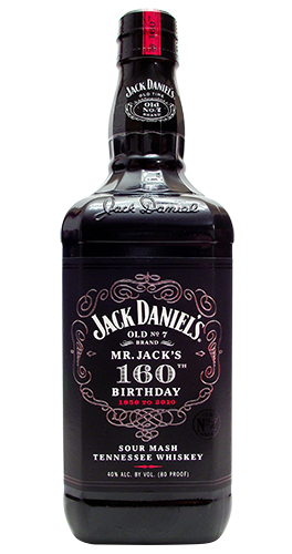 Jack Daniel's 160th Birthday USA