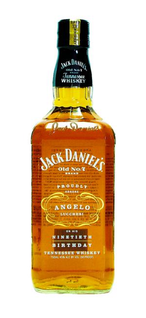 Jack Daniel's Angelo Lucchesi