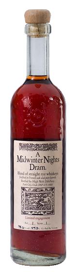 High West Midwinter Night's Dram