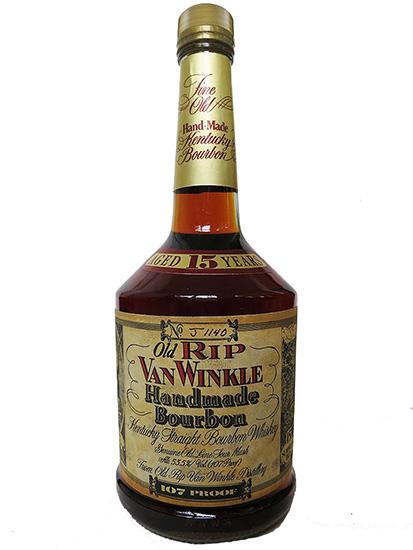 Pappy Van Winkle 15yr Squat Bottle