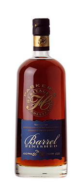 Parker's Heritage Collection Cognac Finished #5