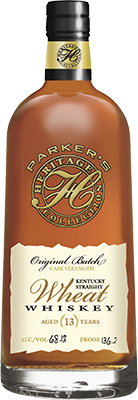 Parker's Heritage Collection Wheat Whiskey #8
