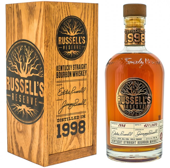 Wild Turkey Limited Edition Russell's Reserve 1998