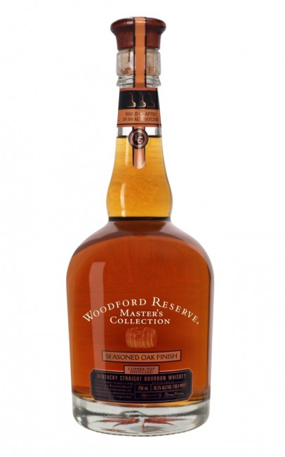 Woodford Reserve Master's Collection Seasoned Oak Finish