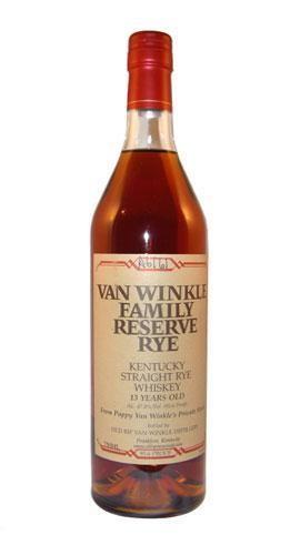 Van Winkle Family Reserve Rye 13yr