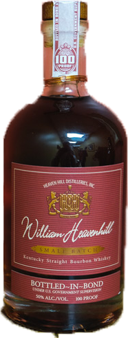 William Heaven Hill Bottled in Bond