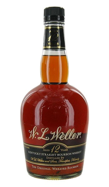 Weller 12 Year Embossed Wheat