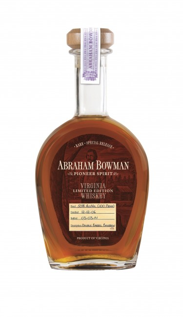 Abraham Bowman Limited Edition Vanilla Bean Flavored