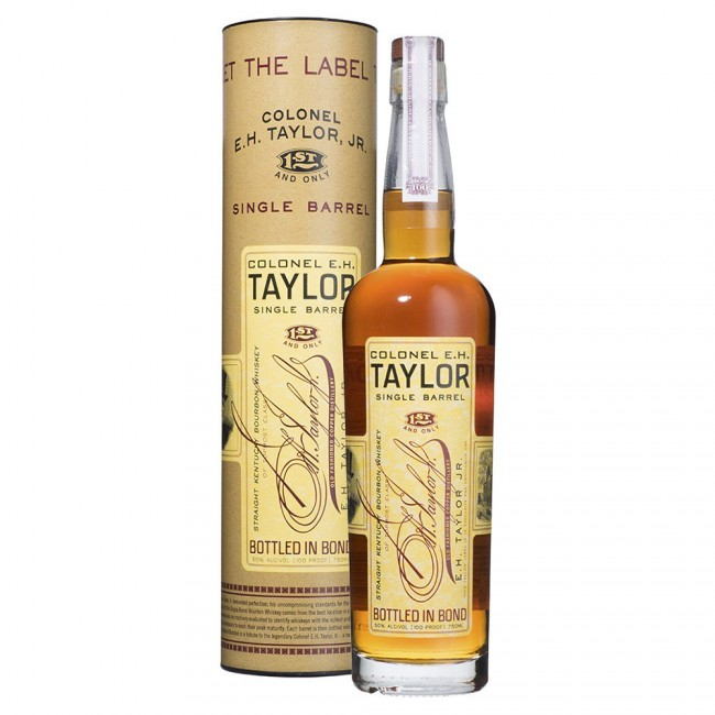 E.H. Taylor Jr. Single Barrel