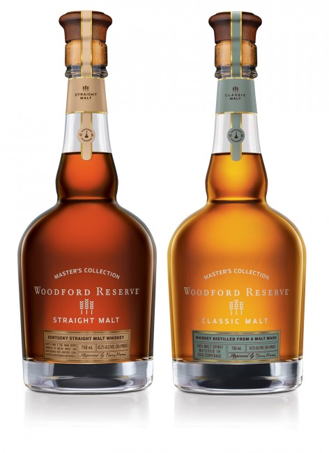 Woodford Reserve Master's Collection Malt Whiskey
