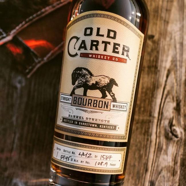 Old Carter Bourbon Batch 2