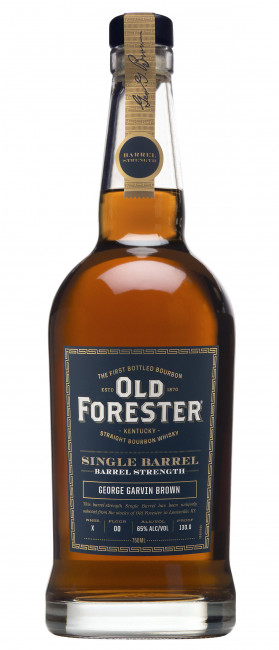 Old Forester Single Barrel Barrel Strength