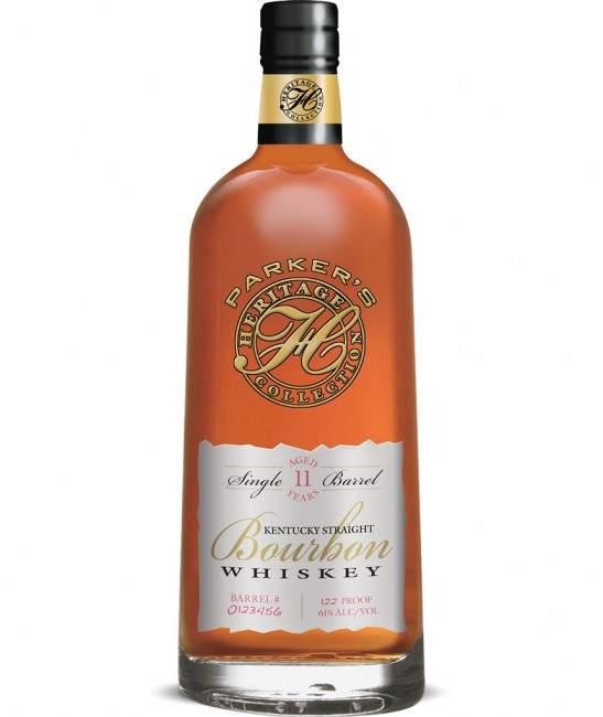Parker's Heritage Collection 11 Year Single Barrel