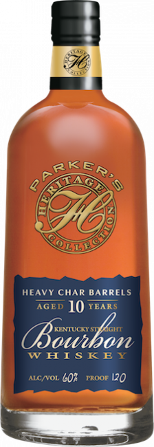 Parker's Heritage Collection Heavy Char Barrels