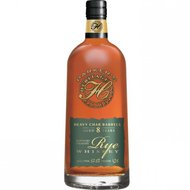 Parker's Heritage Collection Rye Whiskey