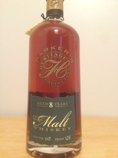 Parker's Heritage Collection Malt Whiskey #9