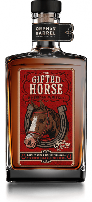 Orphan Barrel Gifted Horse