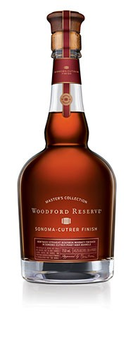Woodford Reserve Master's Collection Sonoma-Cutrer Finish