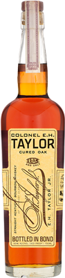 E.H. Taylor Jr. Cured Oak